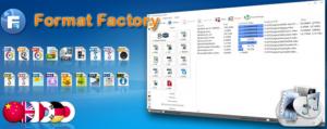 Format Factory 5.2.1 Crack + Serial Key & Keygen Free Download 2020