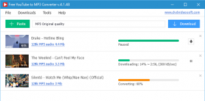 Free YouTube To MP3 Converter 4.3.13.32 Premium + Activator latest Version 2020