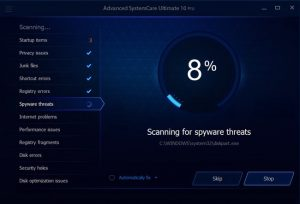 Advanced SystemCare Ultimate 13 latest version