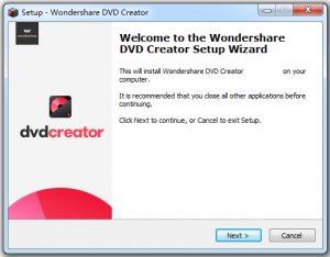 Wondershare DVD Creator 6.3.2.176 Full Latest version [2020]