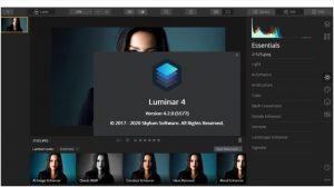 Luminar 4.4.0.6989 Crack & Activation Key Full Download 2020