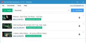 Free YouTube Download 4.4.27.831 Premium Crack & License Key 2020