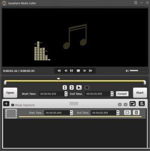 Joyoshare Media Cutter 3.3.1.44 Crack & Free Download 2020