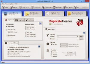 Duplicate Cleaner Pro 4.2.5 Crack Free Download 2020
